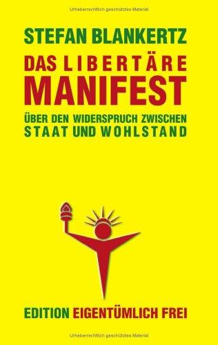9783831118694: Das libertäre Manifest.