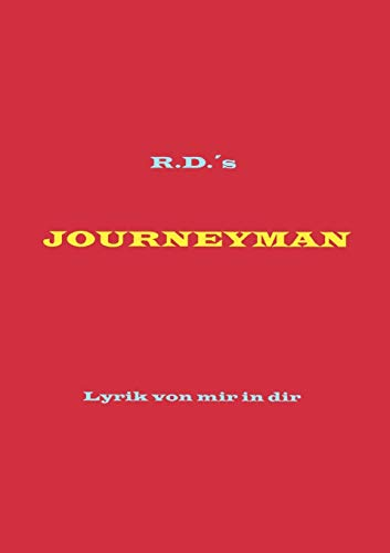 9783831121564: Journey Man (German Edition)