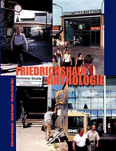 9783831124572: Friedrichshain-Anthologie
