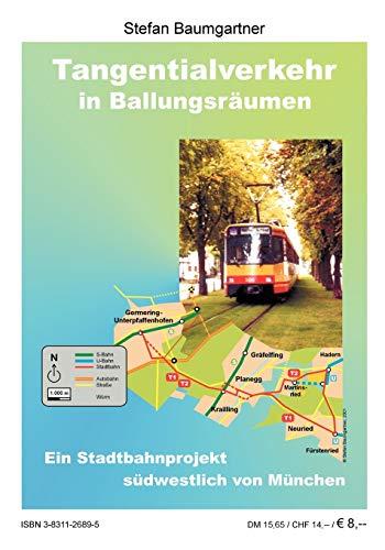 9783831126897: Tangentialverkehr in Ballungsräumen (German Edition)