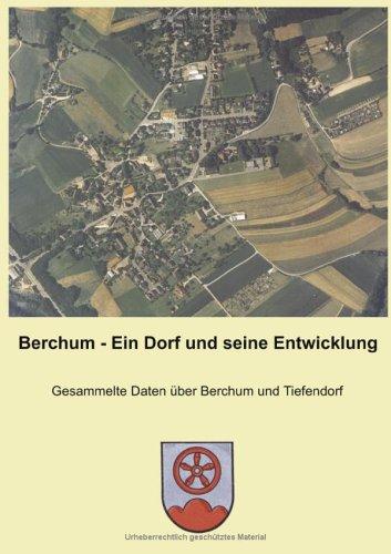 9783831127658: Berchum. Ein Dorf und seine Entwicklung.