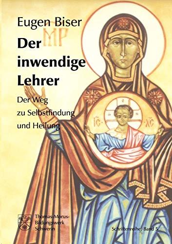 9783831133673: Der inwendige Lehrer (German Edition)