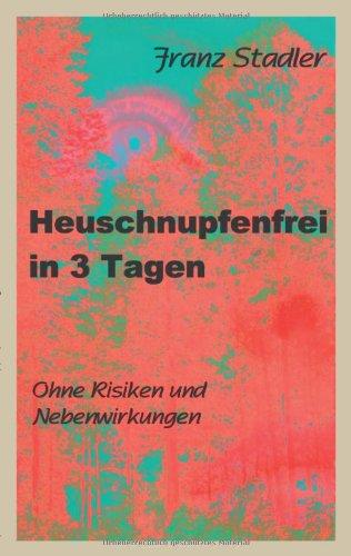 9783831135530: Heuschnupfenfrei in 3 Tagen