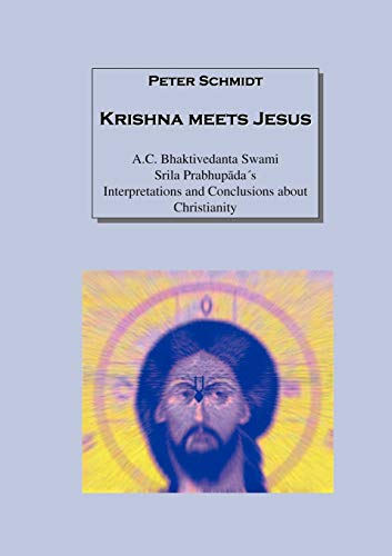 9783831135707: Krishna meets Jesus (German Edition)