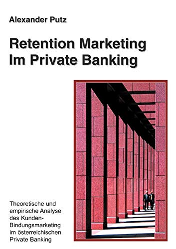 9783831137893: Retention Marketing im Private Banking