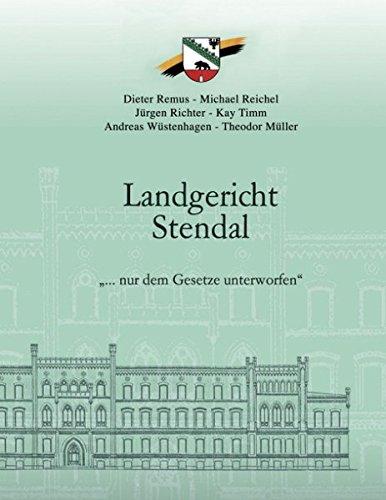 9783831140107: Landgericht Stendal