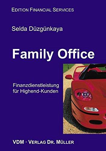 9783831141890: Family Office.