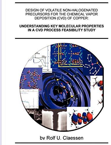 Understanding Key Molecular Properties in a CVD Process Feasibility Study: Rolf Claessen