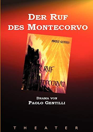 9783831143559: Der Ruf des Montecorvo