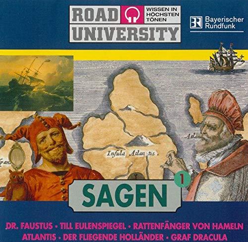 9783831260430: Sagen. Paket: Sagen 1. 2 CDs: Tl 1 (Road University. Wissen in höchsten Tönen)