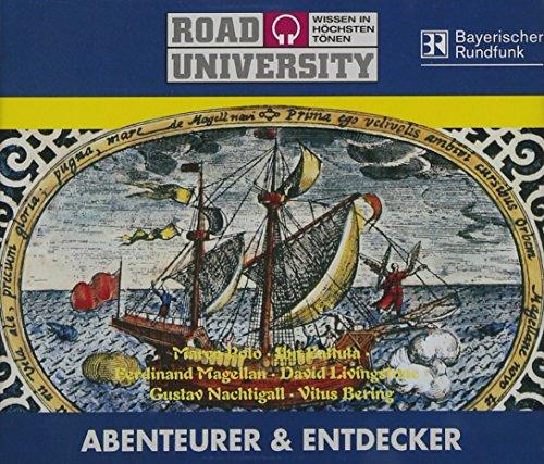 9783831260713: Abenteurer & Entdecker, 3 Audio-CDs