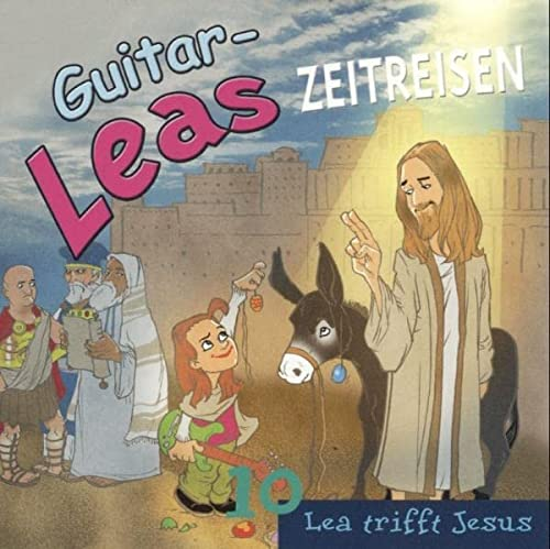 9783831262755: Lea trifft Jesus