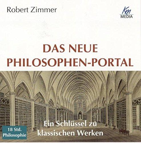9783831262854: Das neue Philosophen-Portal (17 Audio-CDs in einer CD-Box)