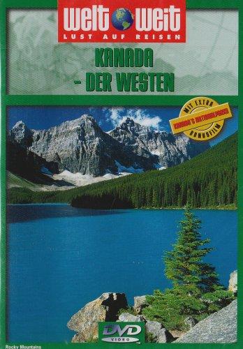 9783831266876: Welt weit Kanada - Der Westen. DVD-Video [Alemania]