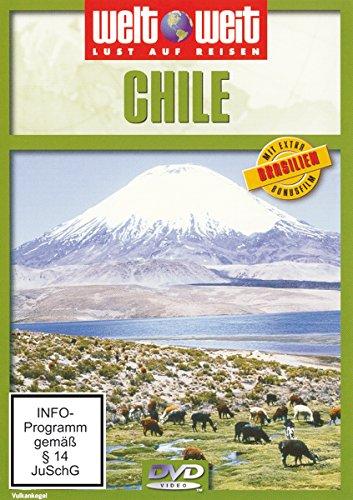 9783831267095: Chile - welt weit (Bonus: Brasilien) [Alemania] [DVD]