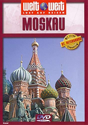 9783831267132: Moskau - Weltweit [Alemania] [DVD]