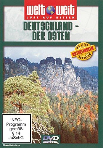 9783831267750: Deutschland der Osten - welt weit (Bonus: Ostseeinseln) [Alemania] [DVD]