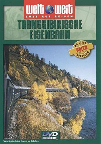 9783831267804: Welt Weit - Lust auf Reisen: Transsibierische Eisenbahn [Alemania] [DVD]