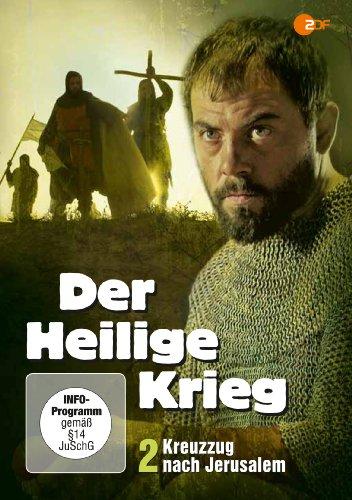 9783831280445: Der Heilige Krieg, Teil 2: Kreuzzug nach Jerusalem [Alemania] [DVD]