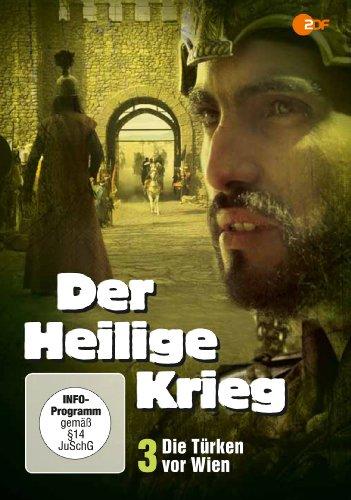 9783831280452: Der Heilige Krieg, Teil 3: Die T�rken vor Wien [Alemania] [DVD]