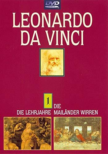9783831288779: Leonardo Da Vinci 1 - Lehrjahre/Mail�nder Wirren [Alemania] [DVD]
