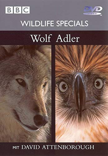 9783831289868: Wildlife Specials 01 - Wolf / Adler