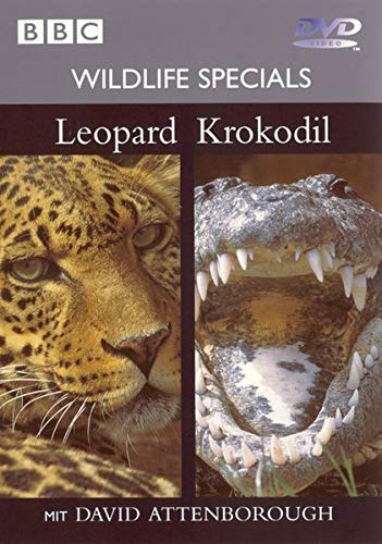 9783831289875: Wildlife Specials 02 - Leopard / Krokodil [Alemania] [DVD]