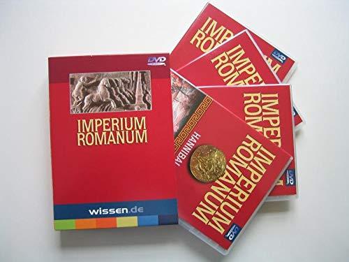 9783831291588: Imperium Romanum, 4 DVD-Videos