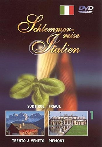 9783831291649: S�dtirol, Trento & Veneto, Friaul, Piemont, 1 DVD-Video