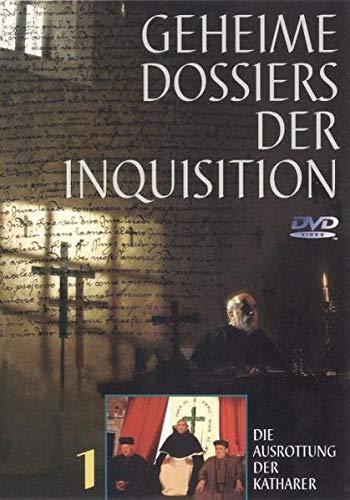 9783831295128: Geheime Dossiers der Inquisition 1: Die Ausrottung der Katharer [Alemania] [DVD]