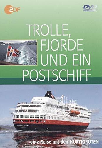 9783831295548: Trolle, Fjorde und ein Postschiff . Eine Reise mit den Hurtigruten [Alemania] [DVD]