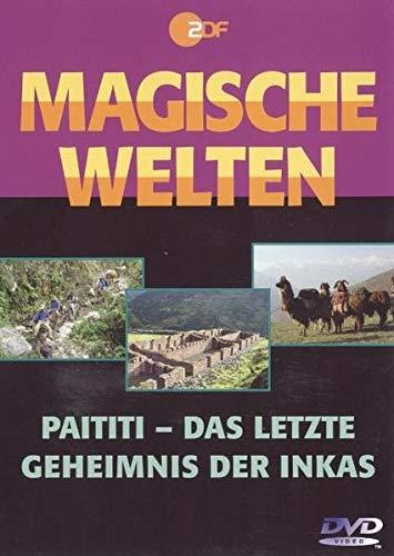 9783831295579: Paititi, Das letzte Geheimnis der Inkas, 1 DVD-Video