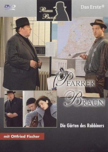 9783831296545: Pfarrer Braun - Die Garten des Rabbiners [German]