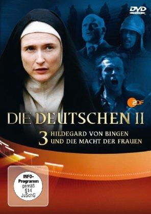 Die Deutschen - Staffel II, DVDs Hildegard von Bingen und die Macht der Frauen, 1 DVD - Carsten Gutschmidt