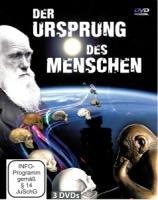 Der Ursprung des Menschen. 3 DVDs. - Produktion 2010.