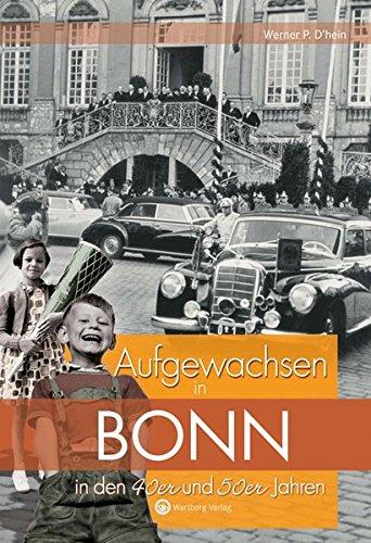 9783831319237: Aufgewachsen in Bonn in den 40er und 50er Jahren