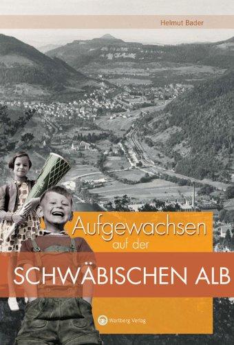 9783831320073: Aufgewachsen auf der Schw�bischen Alb