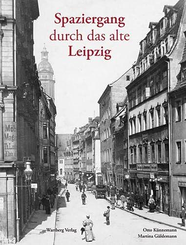 9783831320950: Spaziergang durch das alte Leipzig