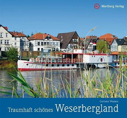 9783831323074: Traumhaft schönes Weserbergland