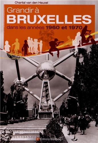 9783831326211: Grandir à Bruxelles dans les années 1960 et 1970