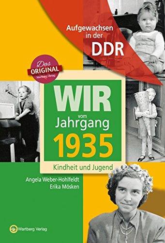 9783831331352: Wir vom Jahrgang 1935. Aufgewachsen in der DDR
