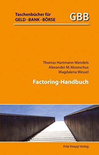 9783831412365: Factoring-Handbuch