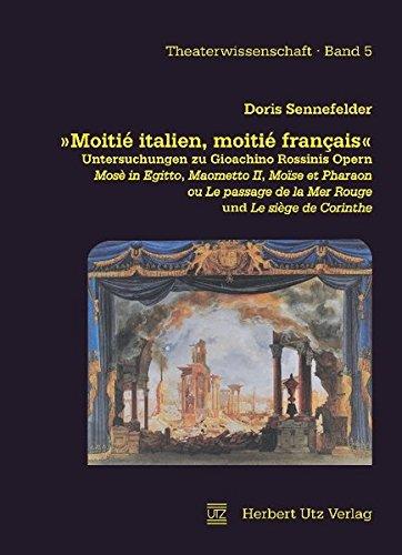 Moitié italien, moitié français : Untersuchungen zu: Doris Sennefelder