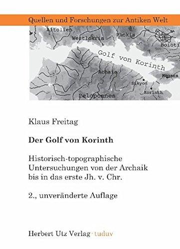 Der Golf von Korinth: Klaus Freitag