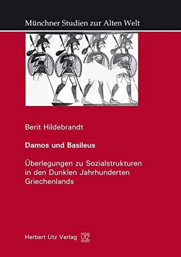 9783831607372: Damos und Basileus