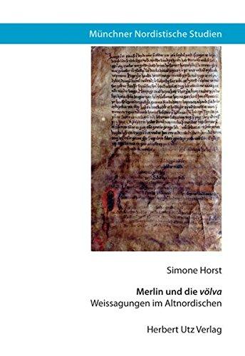 9783831609789: Merlin und die völva