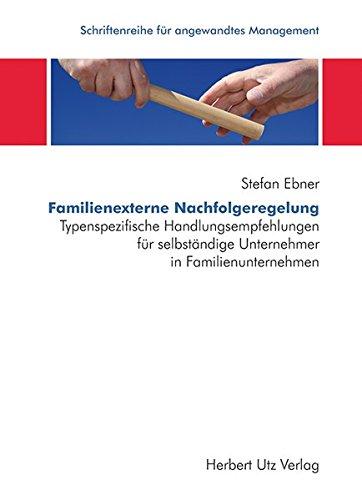 Familienexterne Nachfolgeregelung: Stefan Ebner