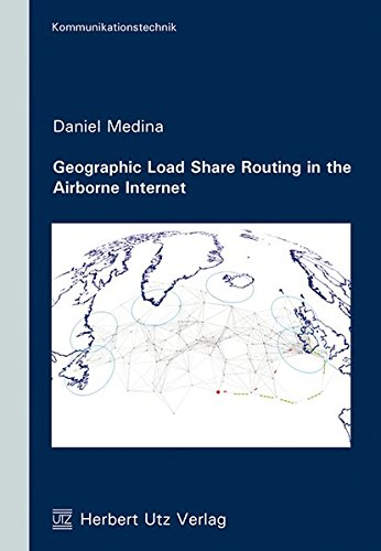 Geographic Load Share Routing in the Airborne Internet: Daniel Medina