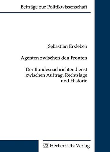 Agenten zwischen den Fronten: Sebastian Erxleben