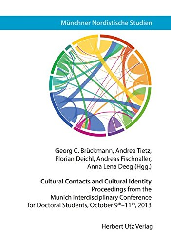 Cultural Contacts and Cultural Identity: Georg C. Brückmann